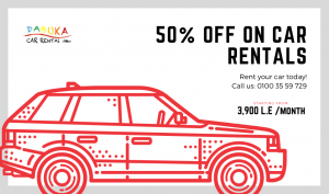 Car Rental Sale in Cairo